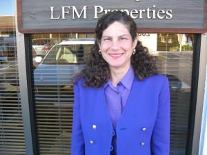 Linda Profile Shot