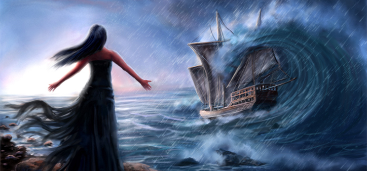Amazon – The Call of The Sirens