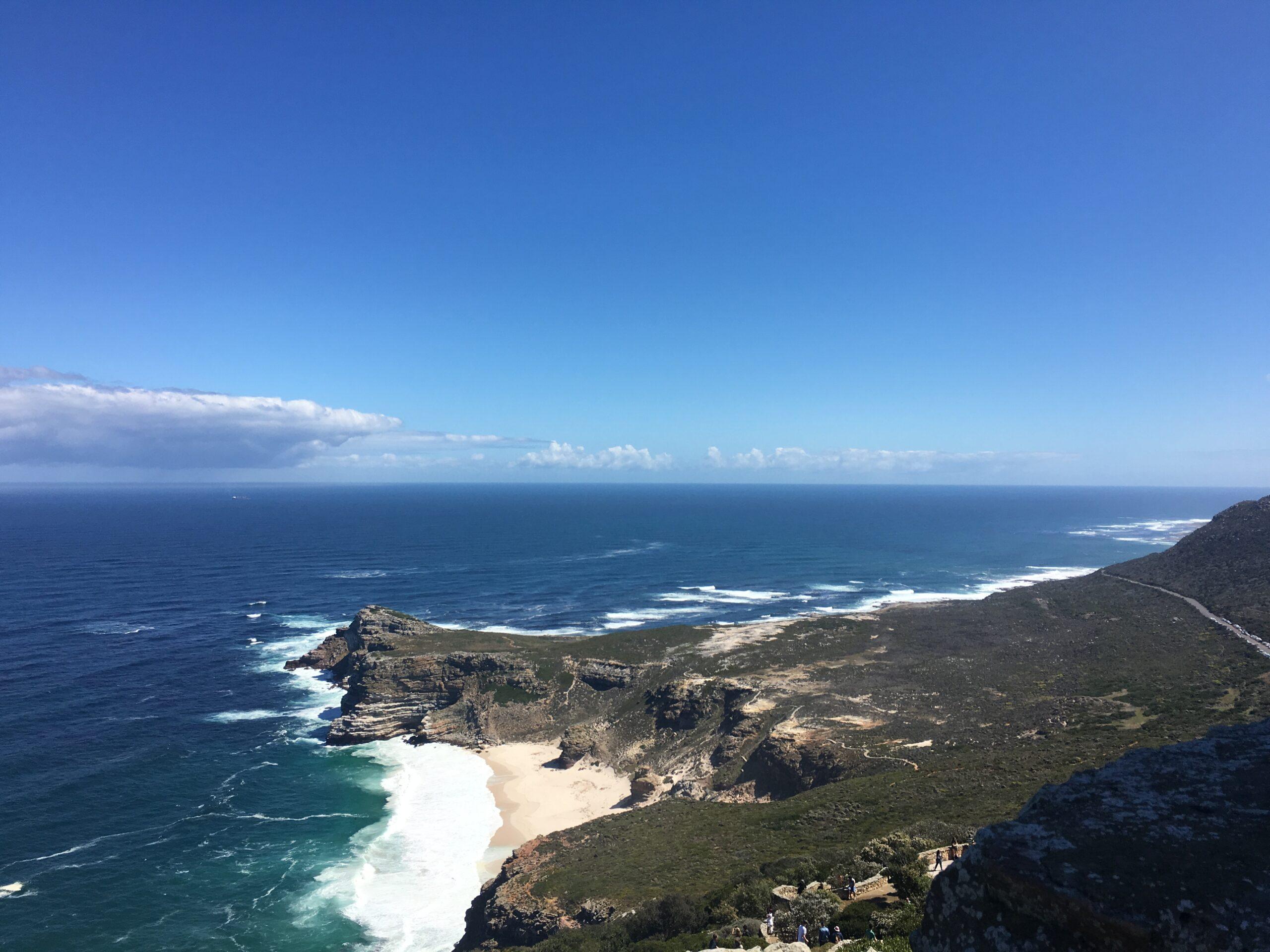 Cape Town et av verdens beste reisemål.