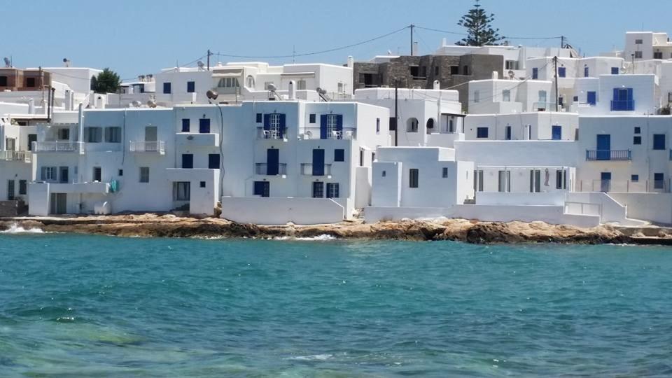Paros , det lille Hellas.