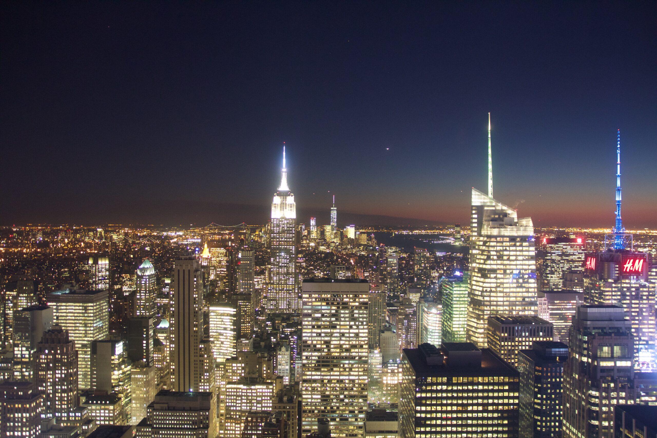 New York tips!