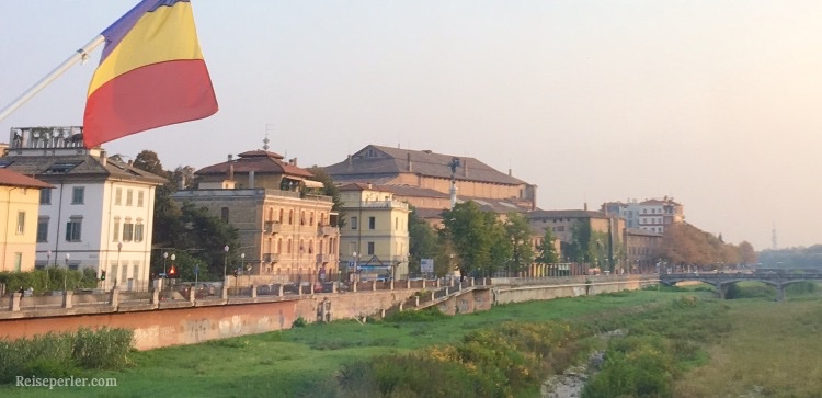 Parma by et matmekka!