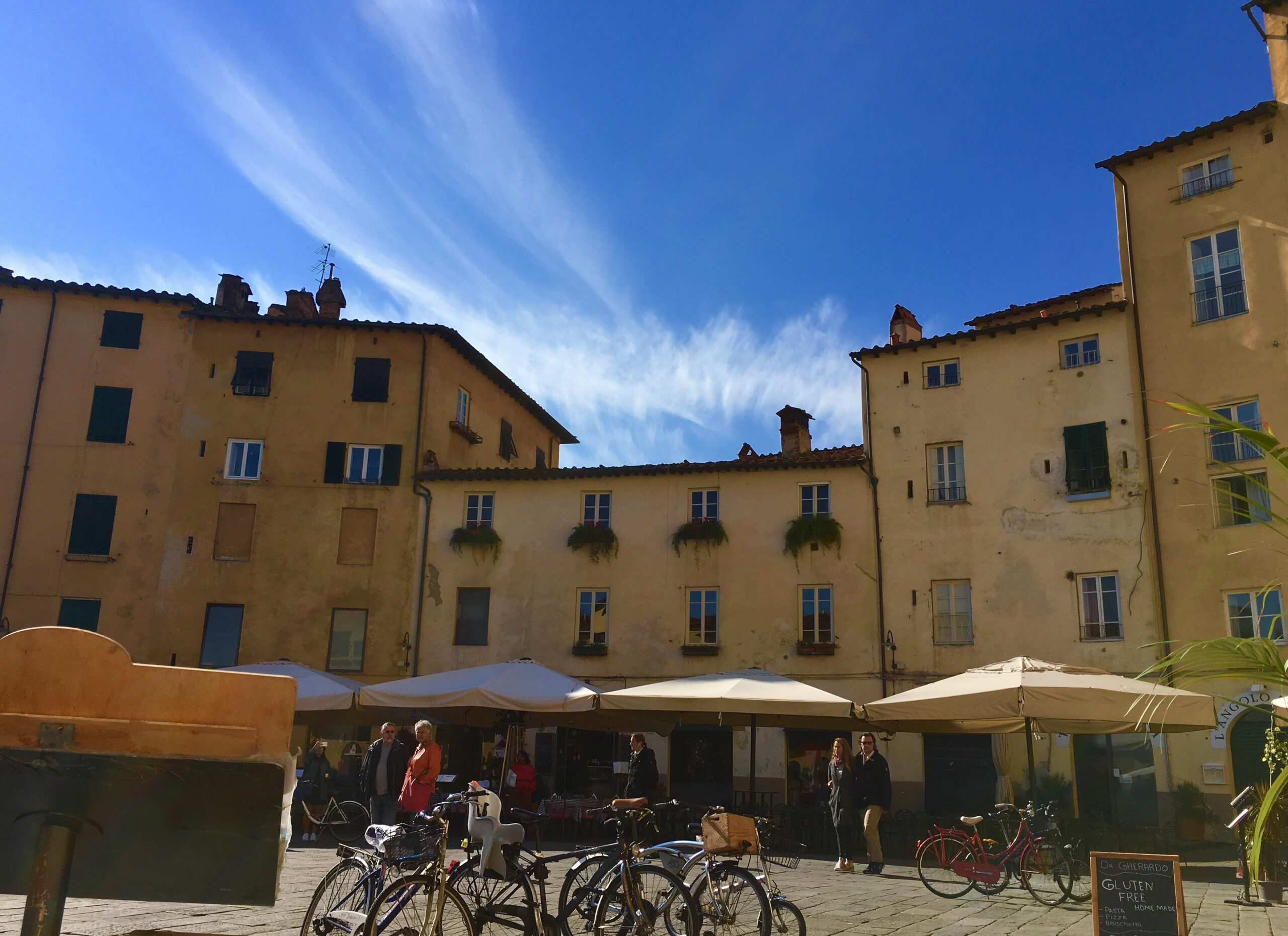 Puccini´s Lucca!
