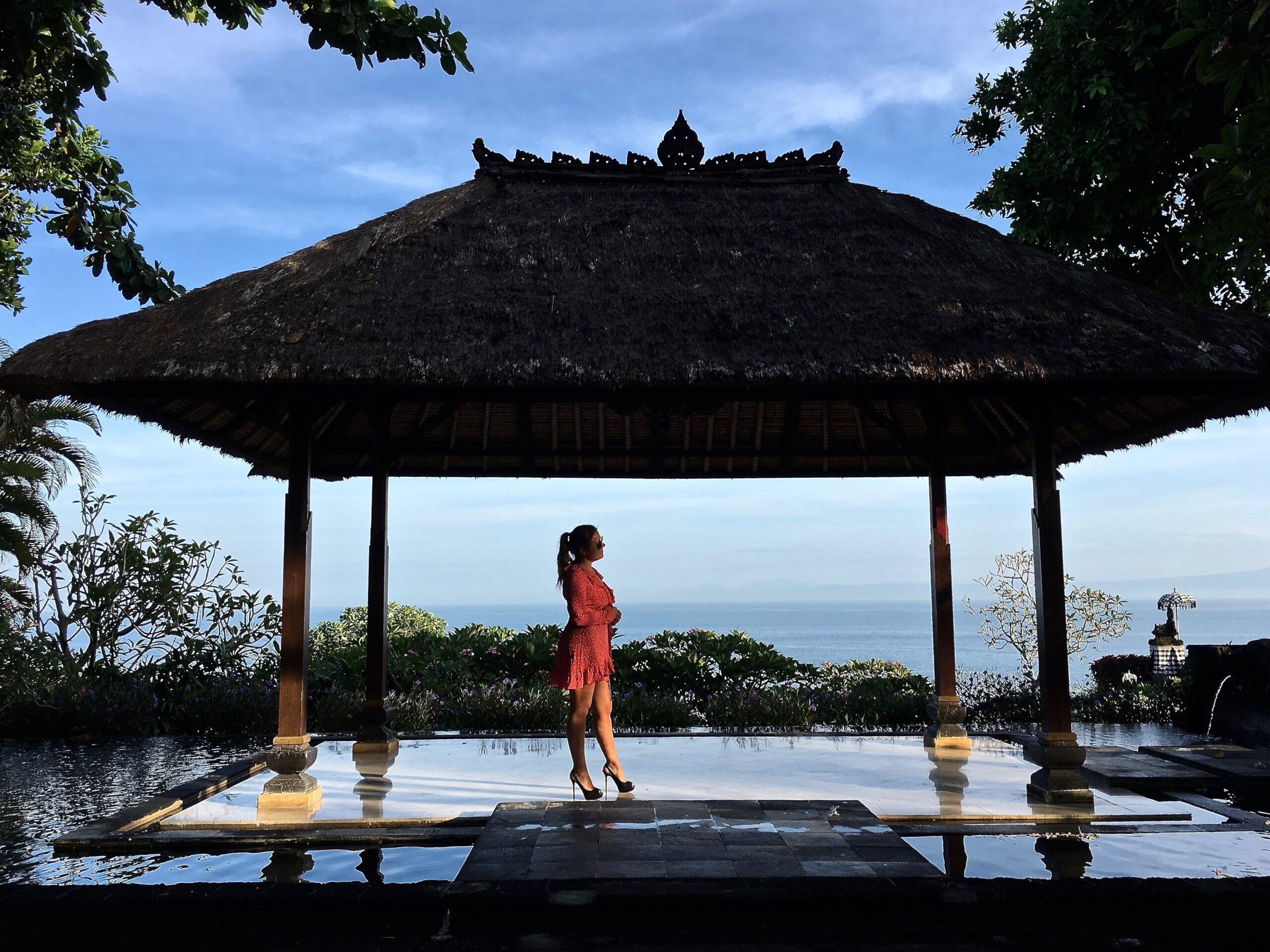 Et tropisk luksus resort på Bali!