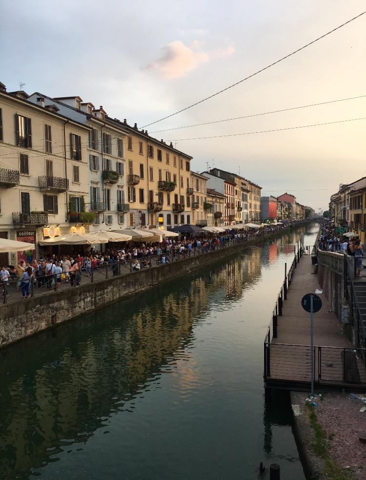 Bring me back to Milan!