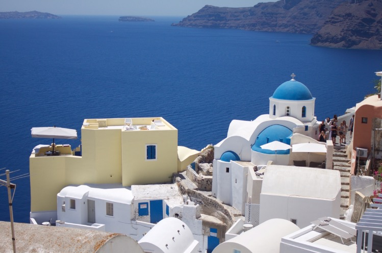 Santorini once in a life time!