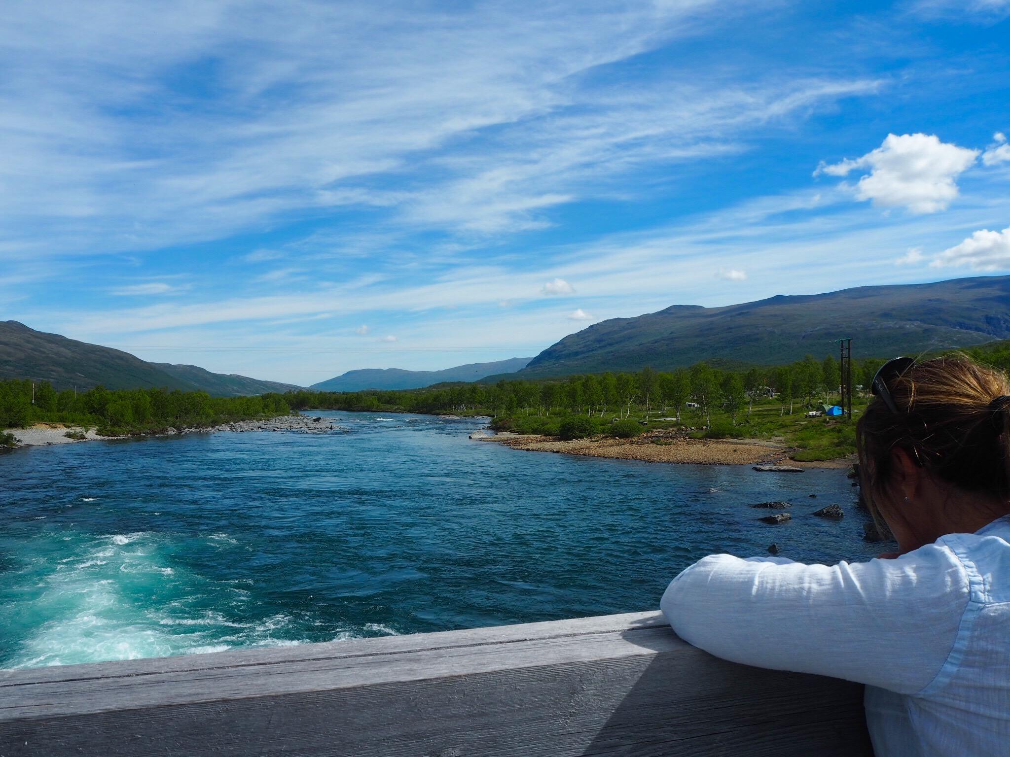 En magisk tur over Valdresflya!