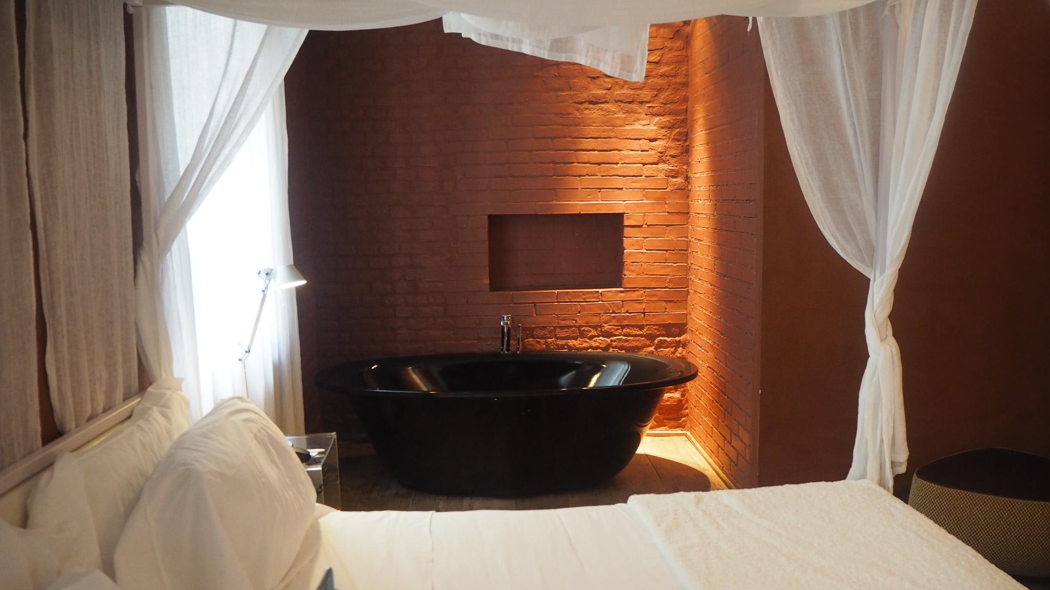 Et lekkert designhotell i Milano!