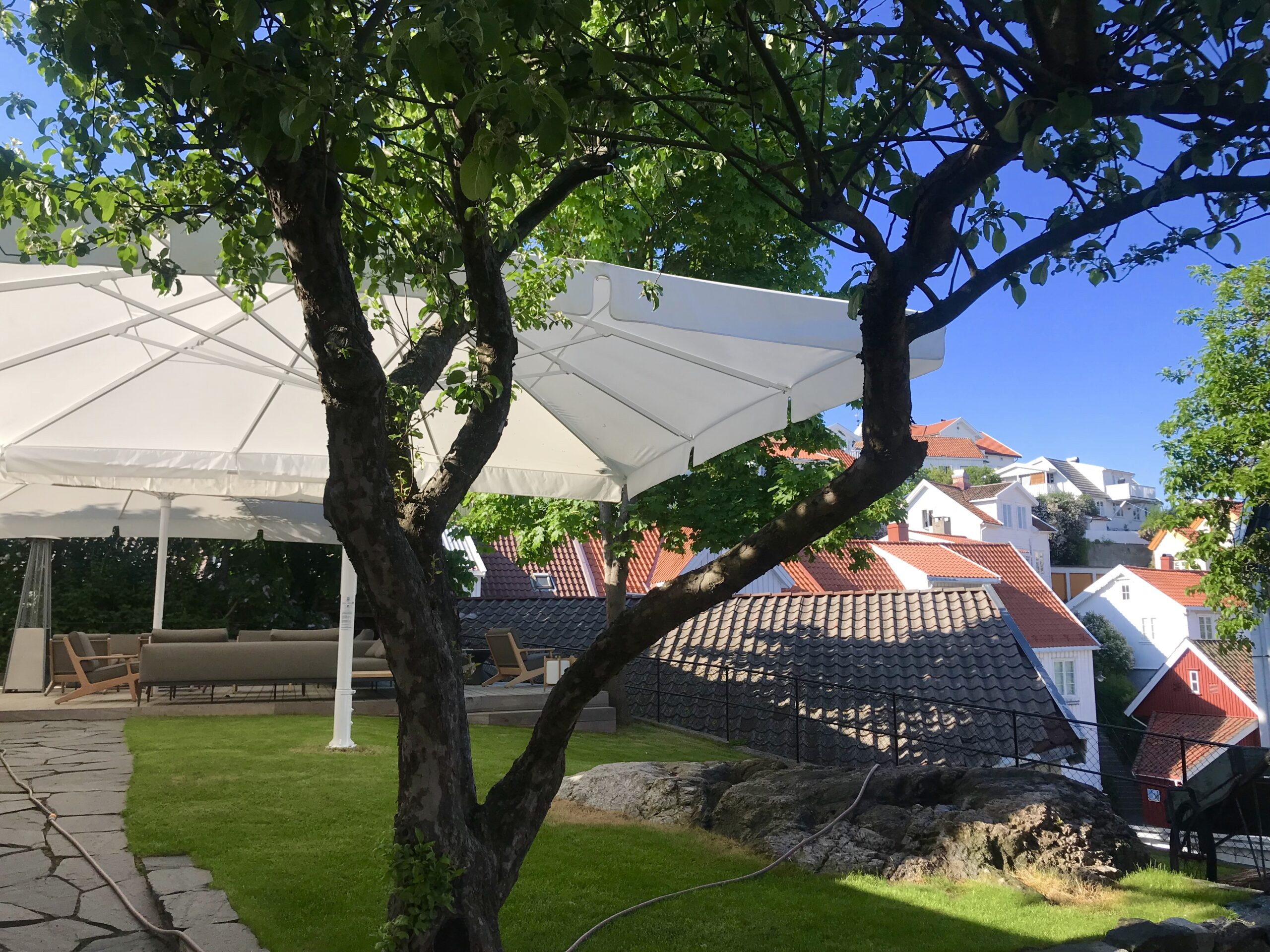 Trendy, historisk hotell i hjertet av Kragerø!