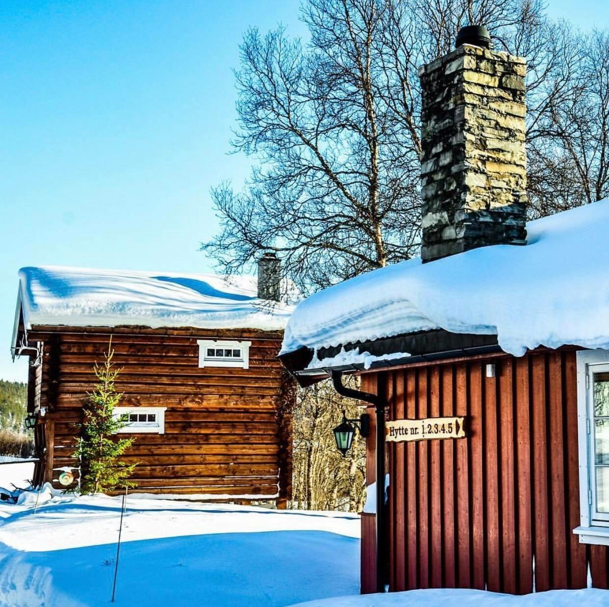 Rondane Gjestegård en idyll sommer som vinter.