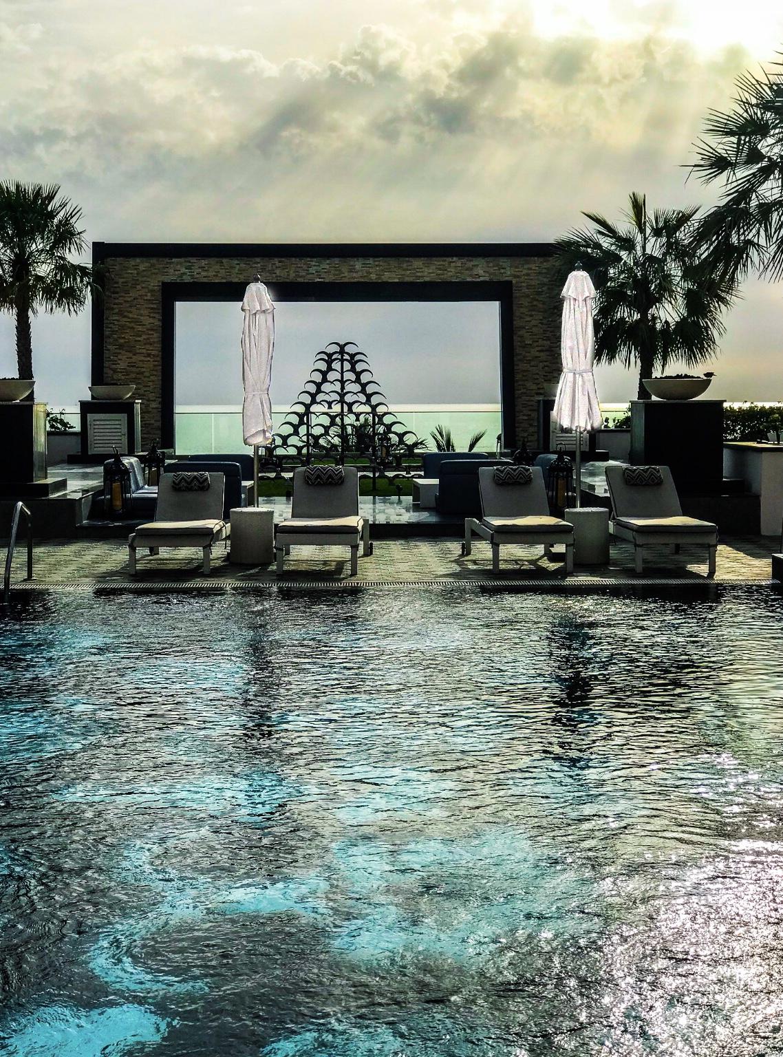 Fairmont Fujairah Beach Resort spennende og autentisk!