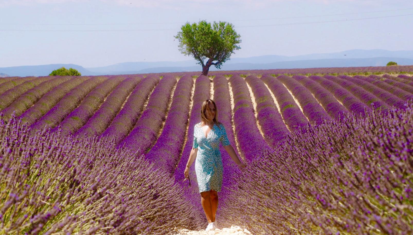 Jakten på lavendel eventyret!