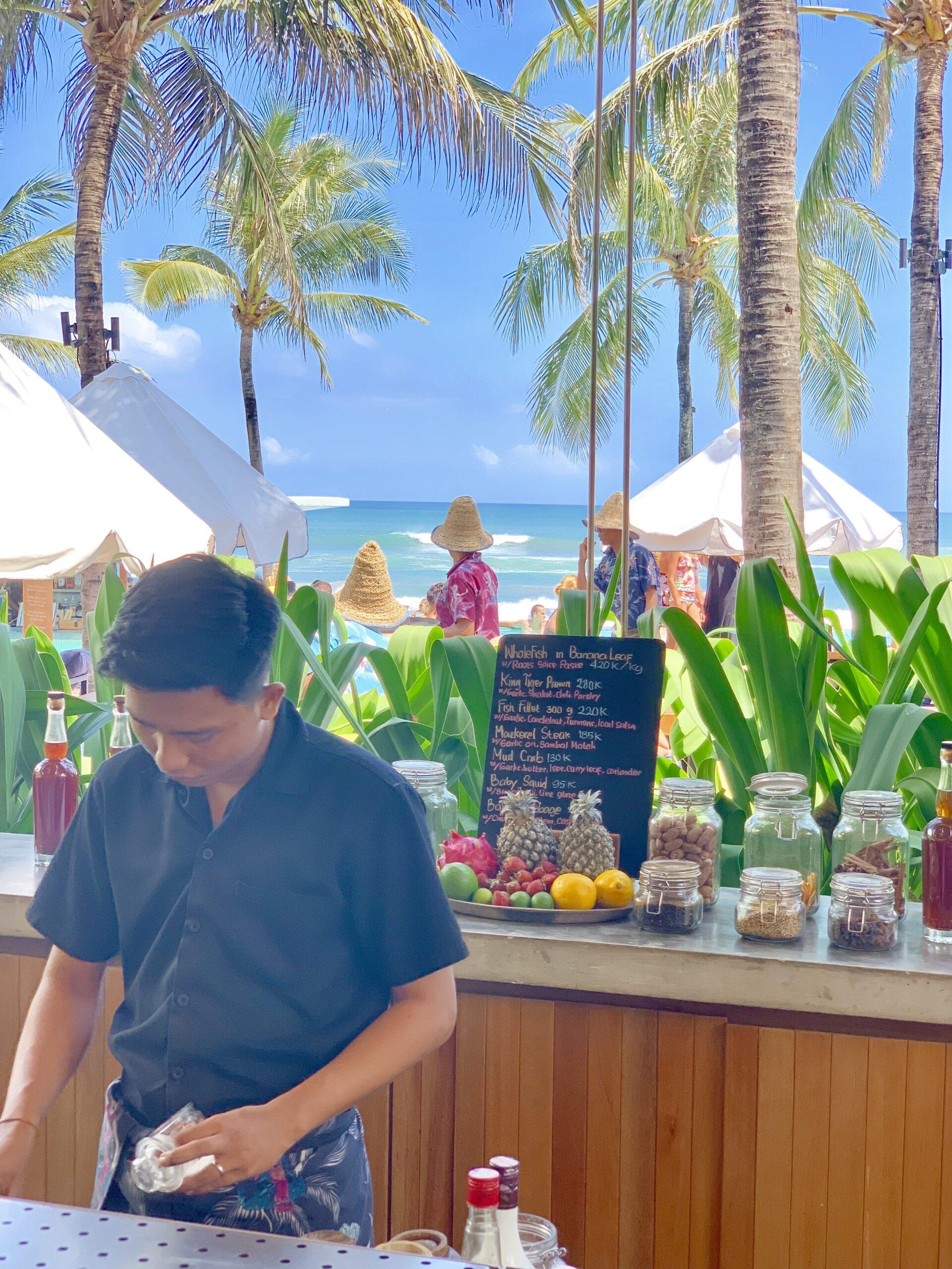 Trendy Vibes på Bali!
