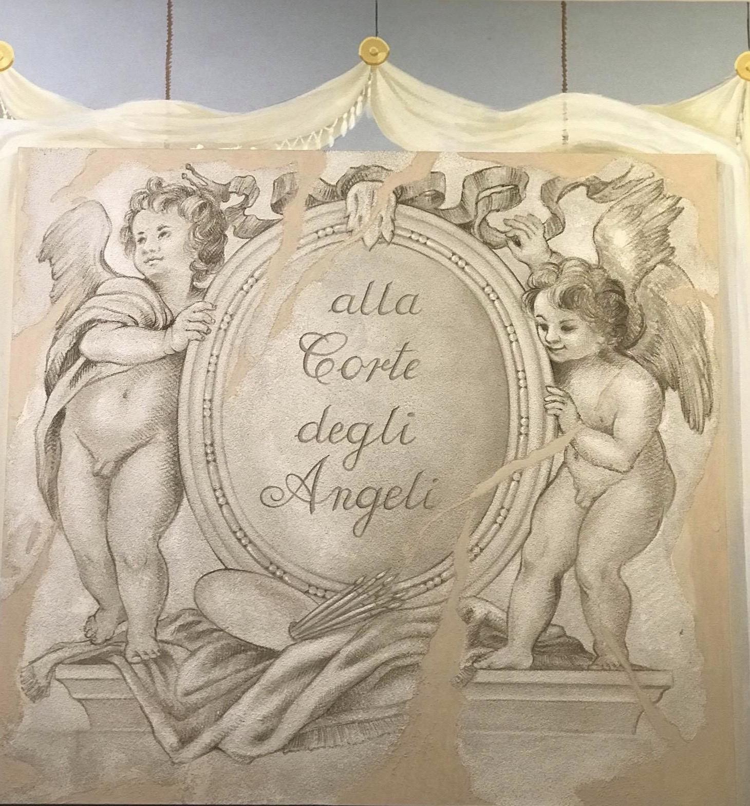 Hotel Corte Degli Angeli – en perle i Lucca!