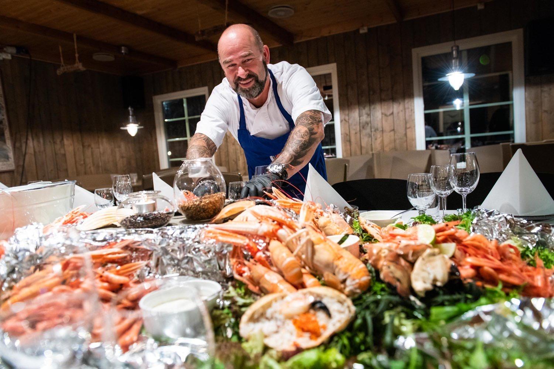 En kulinarisk sjømat opplevelse!