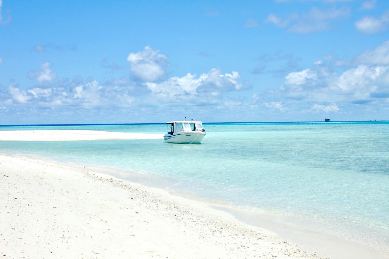 Maldivene et paradis for alle!