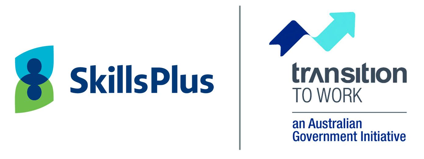 skillsplus transition to work logo