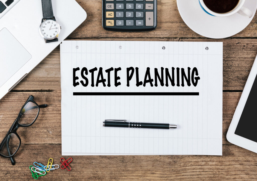 estate planning graphic