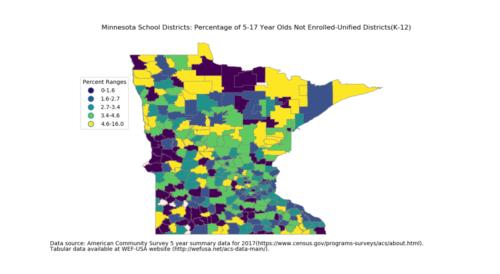 2017 Minnesota pnot517 unsd