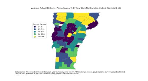 2017 Vermont pnot317 unsd