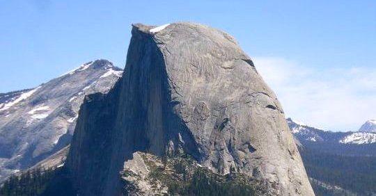 Half Dome View