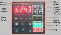 Generator Auto Start Kit Front Panel