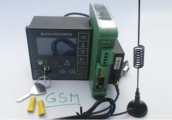 GSM based Auto Start