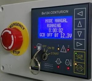 Be124 generator auto start circuit diagram