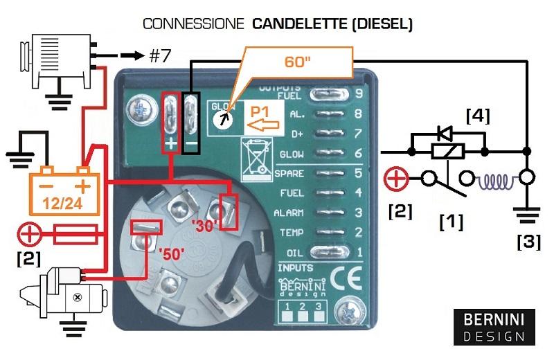 preglow engine protection module