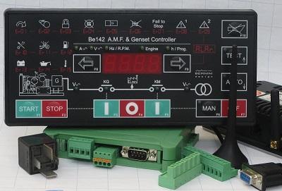KIT TELECONTROLLO GSM GRUPPI ELETTROGENI E QUADRI AUTOMATICI BE142