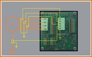 Generator Control Unit 3-Phase Relay
