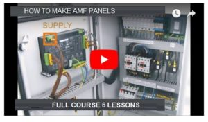 How to make generator control panel