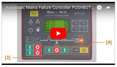 BeK3 pushbuttons video tutorial