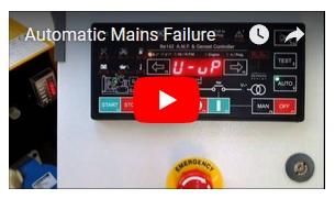 Steuerung und Schutz von Generatoren Be142