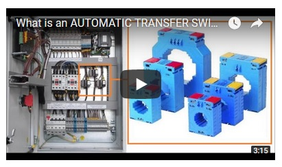 Automatic Transfer Switch TUV ISO9001
