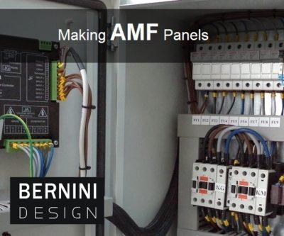 Making AMF panels