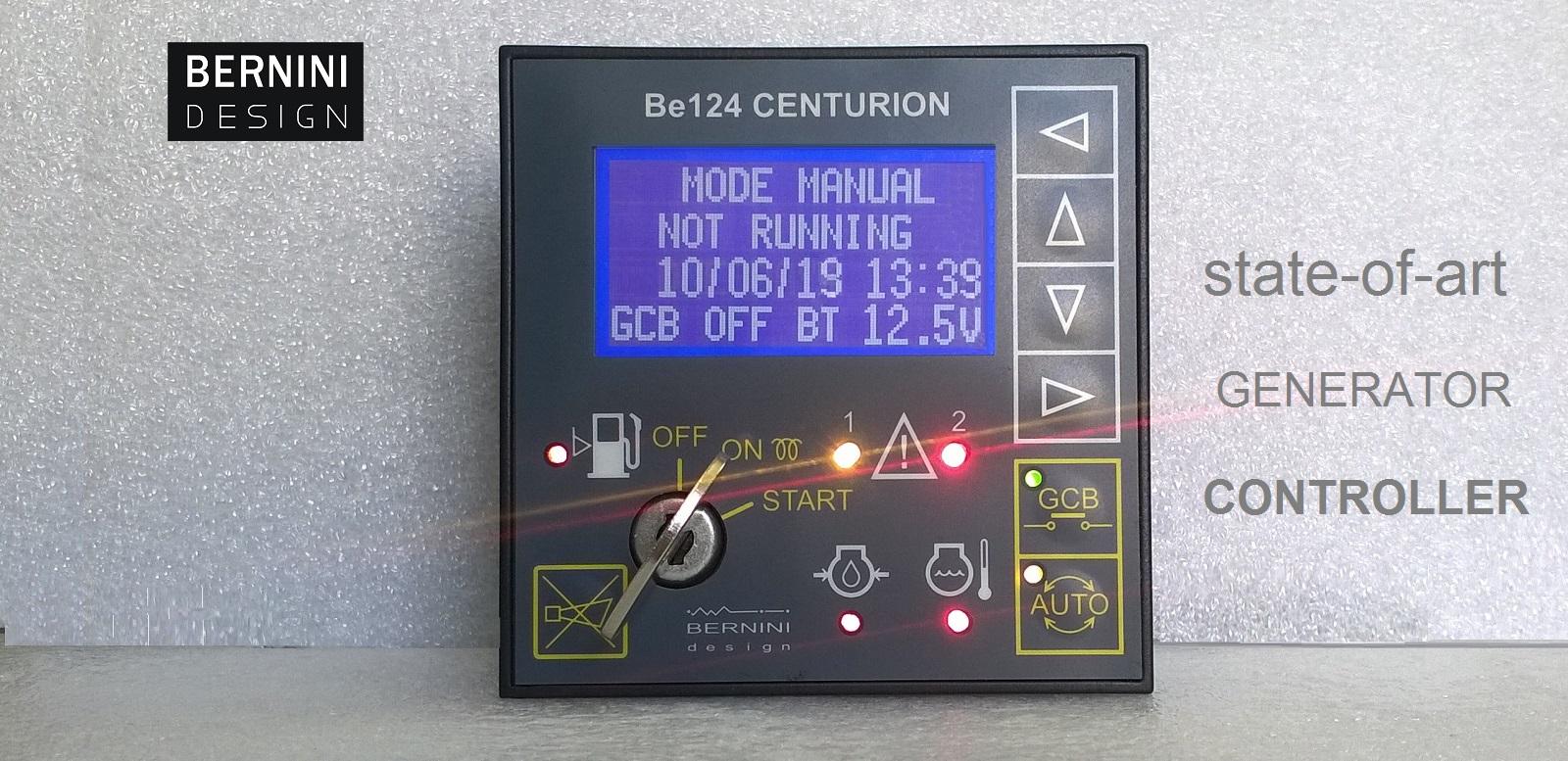 bernini design generator controller