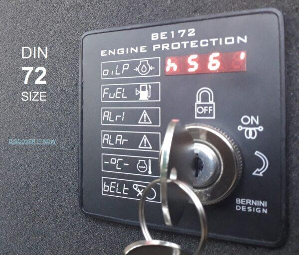 diesel engine protection module
