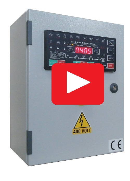 AMF ATS Genset control panel price BE242
