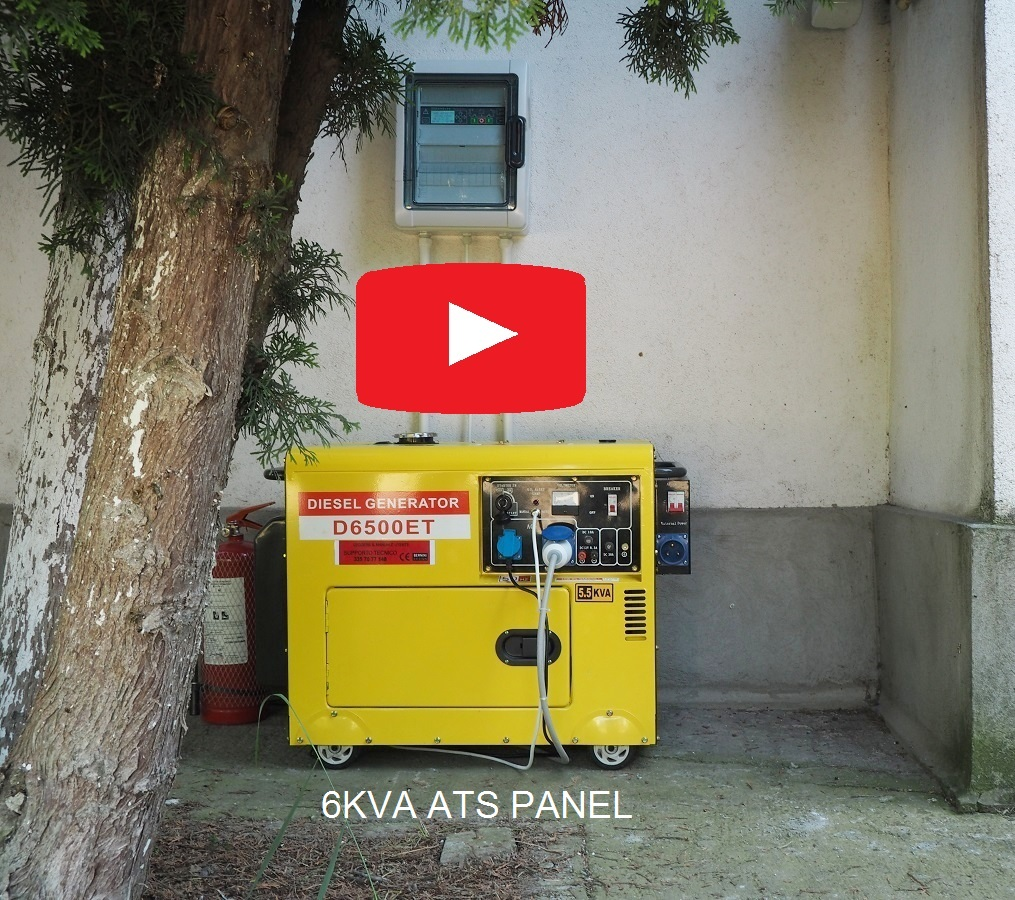 How to connect a back up generator to your house