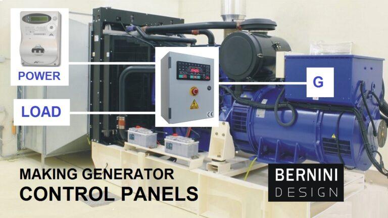 Generator control panel manufacturers