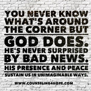 God's Presence in Suffering