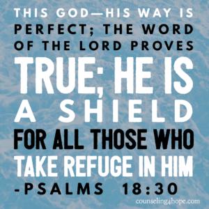 God is a Sheild