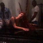 So Desperate.. Keyshia Cole Grinding On A Piano For Birdman (Video)..
