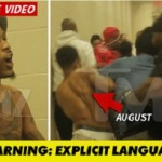 Video: August Alsina Back Stage Brawl (Warning Explicit Language).