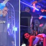 O.T. Genasis Has A Make It Rain Gun For Strippers.