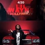 Lil Wayne HollyWeezy (Video Teaser).