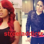 K Michelle Goes Off On Angela Yee At The Breakfast Club!!