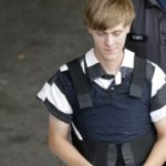 Court releases surveillance video of Dylann Roof leaving Emanuael Church after shooting