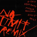 "G-Eazy – ft. A$AP Rocky, French Montana, Juicy J, Belly ""No Limit"". REMIX"